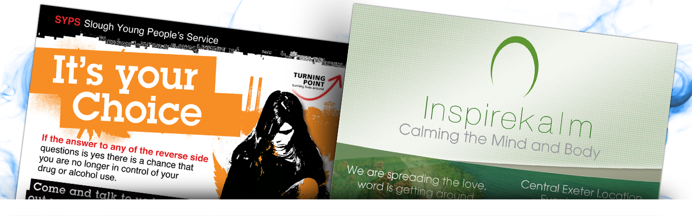 Flyer Design - Organisations and Charities