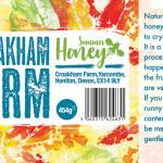 Packaging Design (Honey Jar)