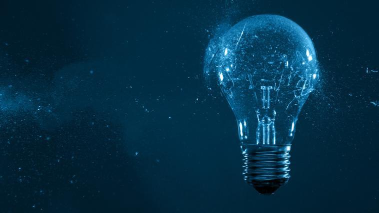 Idea image - lightbulb