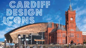 Cardiff Design Icons